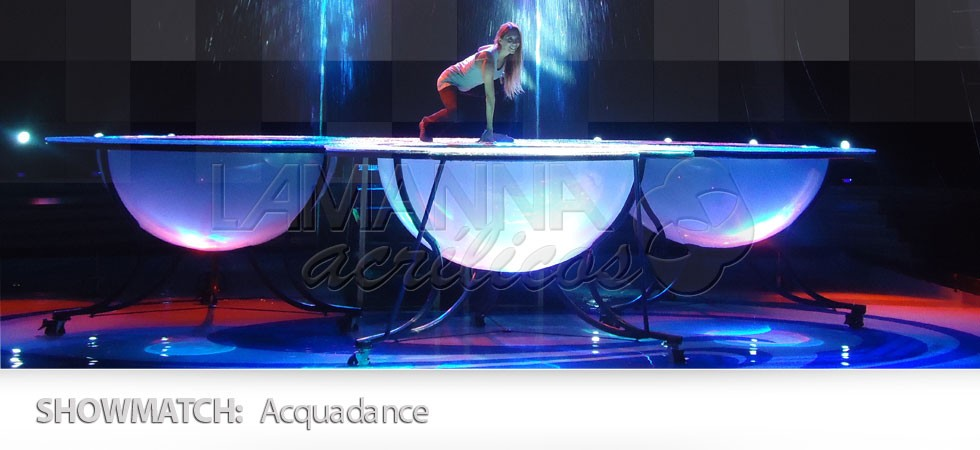 SHOWMATCH: Acquadance